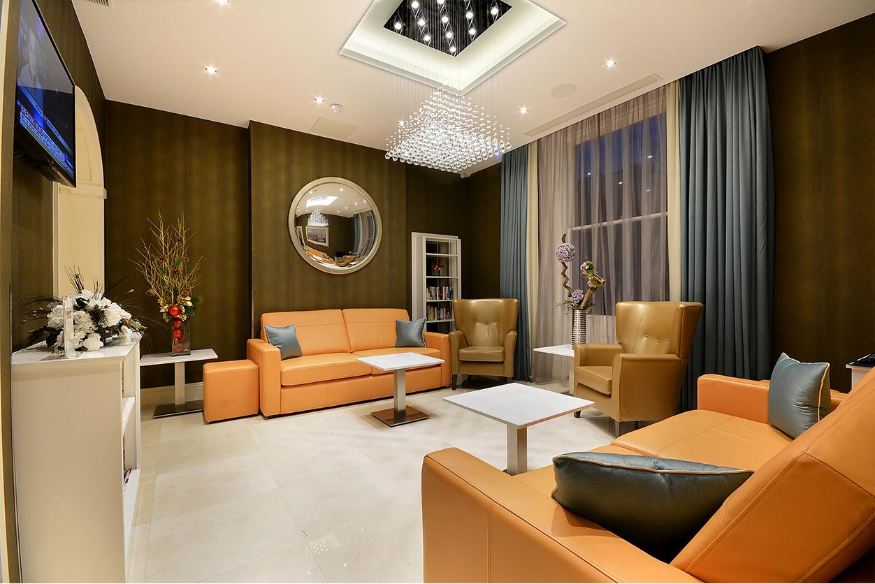 club lounge park grand london lancaster gate. Black Bedroom Furniture Sets. Home Design Ideas