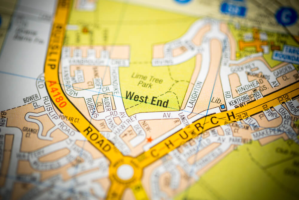London's Iconic West End