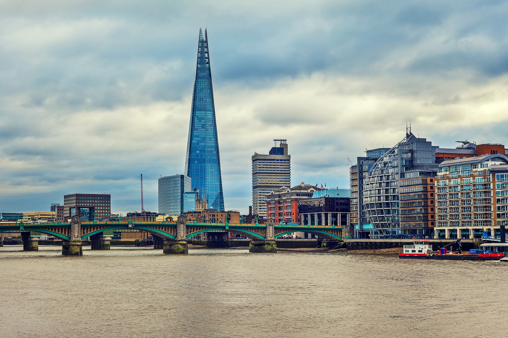 River Thames & The Shard