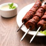 Hot from the grill: Discover our kebab menu