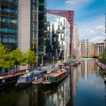 Explore Merchant Square and Paddington Basin