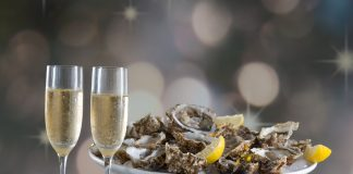 oyster & Champaign